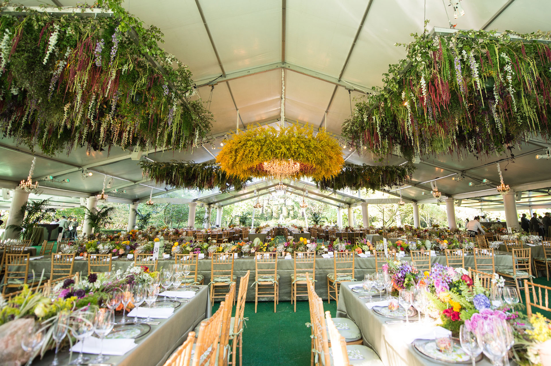 Bayou Bend Garden Party The Events Company